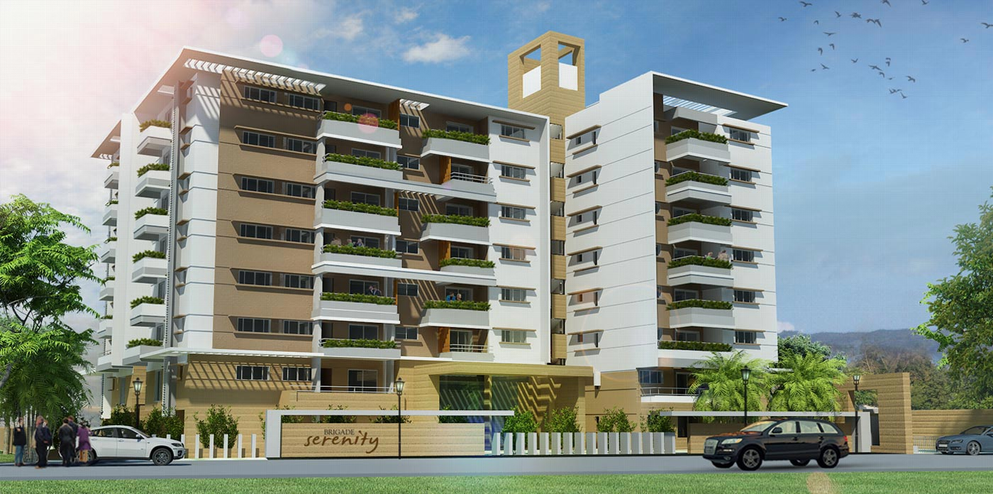 Luxury Apartment Chikmagalur